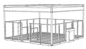 """""""Coccola"""", sistema innovativo di riscaldamento ventilazione per esterni 4"""