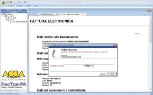 Fattura elettronica per PA 2