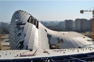Impermeabilizzazione innovativa per l'Heydar Aliyev Cultural Center di Baku 2