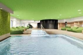 AQUA DOME: più stanze e una nuova SPA per le futuristiche terme 2