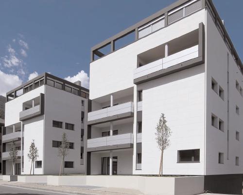 Edifici residenziali in Morbegno (SO) - Progetto: Arch. Giampiero Fascendini, Geom. Egidio Speziale