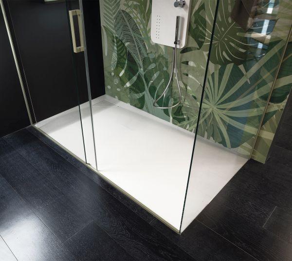 Box doccia della collezione Suite di Gruppo Geromin