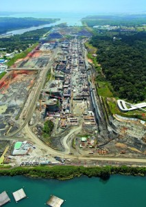 Il raddoppiamento del Canale di Panama 2
