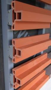 Nuovo Sistema per facciate ventilate T-SHAPE 2