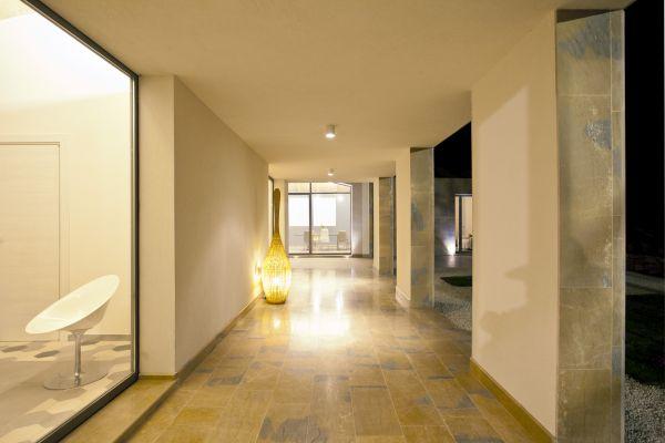 Progetto aAhaouse a Caltanisetta, gli interni