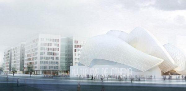 Centro euromed for Piccoli piani di costruzione dell hotel