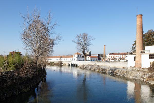 La Centrale Idroelettrica Seva srl di Pontoglio realizzata nel rispetto del paesaggio
