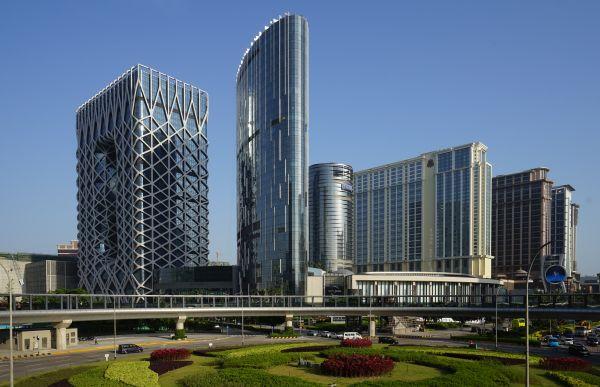 Architettura da sogno per Hotel Morpheus a Macau