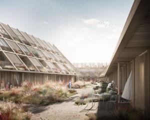 Il tetto di New Angle