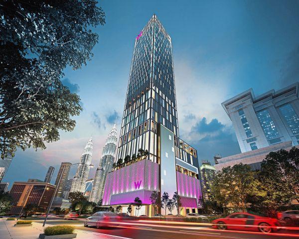 Nuovo Hotel W Kuala Lumpur in Malesia
