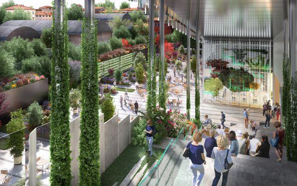 Progetto Vitae per Reiventing Cities a Milano