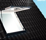 3. Roto Finestra per tetti Uscita di sicurezza