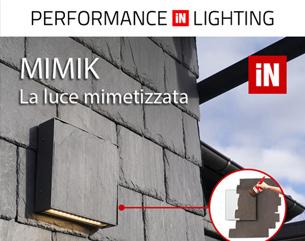 MIMIK, la luce mimetizzata