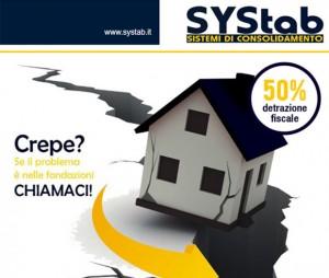 Consolidamento fondazioni: scopri le soluzioni a bassa invasività SYStab