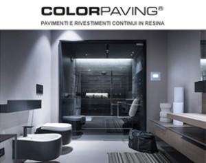 Colorpaving, il sistema di resine ad elevate performance