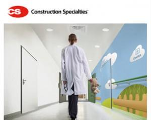 Acrovyn è l'unica protezione per pareti che elimina i batteri