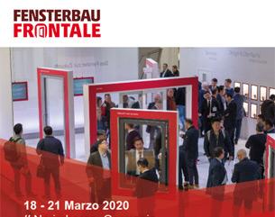 Fensterbau Frontale 2020: innovazioni nel settore porte, facciate e finestre