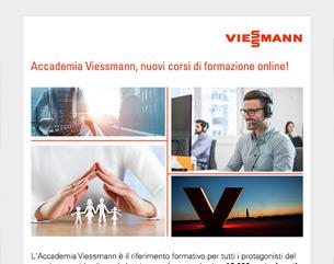 Accademia Viessmann: nuovi corsi di formazione online!