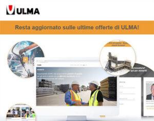 ULMA Construction | Offerte di vendita