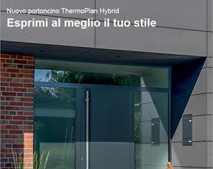 Nuovo Portoncino ThermoPlan Hybrid Hormann