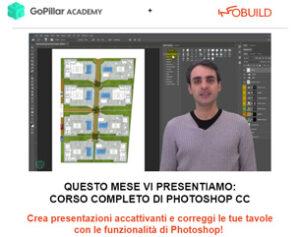 Video-Corso Photoshop a soli 99€