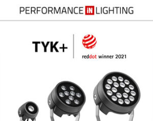 TYK+ vince il Red Dot Design Award 2021