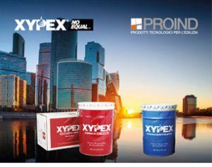 Ottime performance d'impermeabilizzazione con Xypex