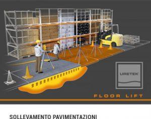 Sollevamento pavimentazioni – Floor Lift