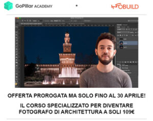 In Scadenza | Corso di Fotografia a 109€