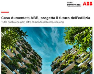 La soluzione Casa Aumentata di ABB per il mercato edilizi