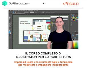 Corso di Illustrator per l'Architettura a 99€