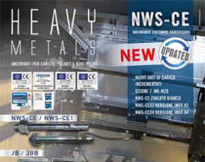 Ancoranti meccanici certificati per carichi pesanti anche in ambiente sismico