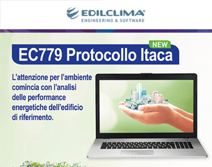 Misura la sostenibilità degli edifici con EC779 Protocollo ITACA