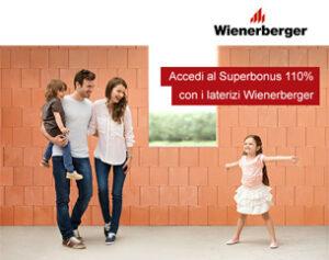 Accedi al Superbonus con i laterizi Wienerberger