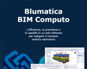 BIM Computo: efficienza, precisione e rapidità in un software. Prova GRATIS