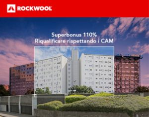 Webinar Superbonus 110%: riqualificare rispettando i CAM