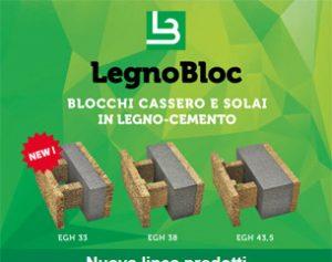 Nuova linea di prodotti per murature esterne by Legnobloc
