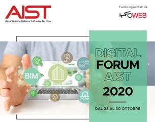 Convegno inaugurale Digital Forum AIST (con CFP)