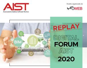 Rivedi i 18 webinar del Digital Forum AIST