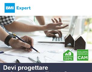 Devi progettare un tetto? Scopri la consulenza gratuita BMI Expert