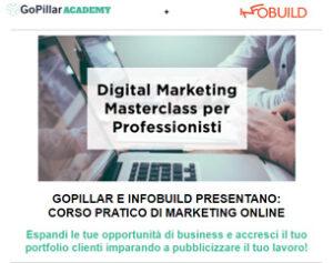 Corso Marketing Pratico per Professionisti a 99€