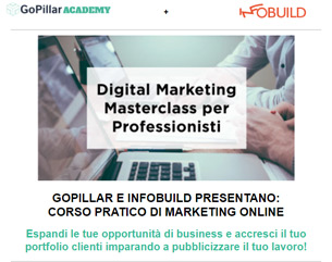 Corso Marketing Pratico per Professionisti a 99€