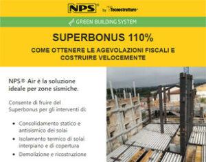 Come accedere al Superbonus 110% con le strutture NPS