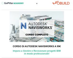 Corso di BIM Navisworks a 99€