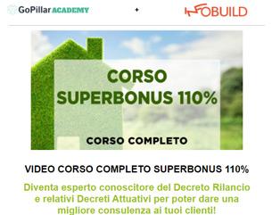 Corso Ecobonus 110% a 79€