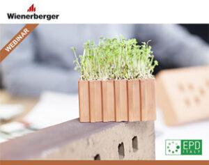 Laterizi innovativi e certificazioni ambientali CAM e EPD