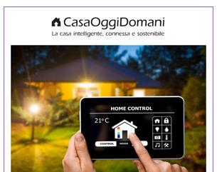 Il portale per la casa intelligente, connessa e sostenibile