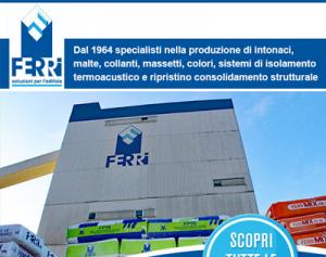 Ferrimix, soluzioni innovative per l'edilizia