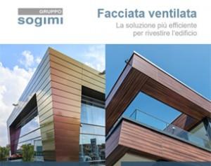 Facciata ventilata, la soluzione più efficiente per rivestire l'edificio