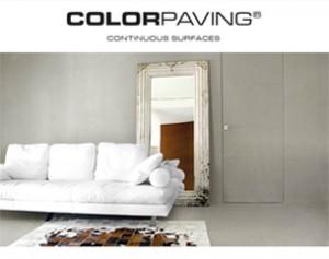 Colorpaving: il sistema di resine per pavimenti più evoluto